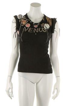 Jordan's fine and rare Westwood/McLaren Let It Rock 'Venus' t-shirt, 1975