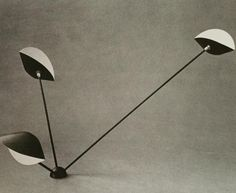 Spider Sconce 3 Arms by Serge Mouille