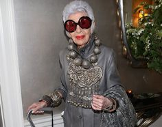 Iris Apfel: I could drown in my jewellery / Sunday World