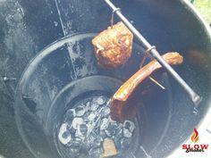 Slow Smoker Barrel Cooker  Vertical experience #barrelcooker #barrelsmoker #slowsmoker