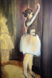 Ballerina Portrait    Shannon Knopke Fine Art