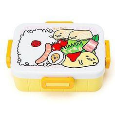 New! Gudetama Bento Lunch Box Sanrio Japan 650ml F/S #Sanrio
