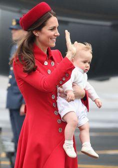 Smile for me! Princess Kate