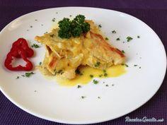 Aprende a preparar solomillo de pavo en salsa de naranja y mostaza con esta rica y fácil receta.  Alistar todos los ingredientes para preparar el solomillo en salsa....
