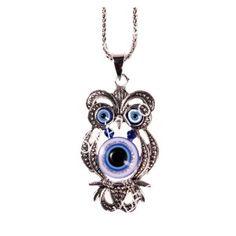COLAR MOCHO Pendant Necklace, Jewelry, Eyes, Necklaces, Charms, Jewlery, Bijoux, Schmuck, Jewerly