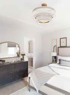 Parisian Bedroom. Bedroom with Dresser Inside a Head Designer s Parisian Inspired Townhouse