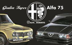 """""""Mi piace"""": 363, commenti: 1 - Alfa Roberto 🍀 (@alfa__roberto) su Instagram: """"Generazioni a confronto... #alfaromeo #alfaromeogiulia #alfaromeogiuliasuper #giuliasuper…"""" Alfa Romeo Gtv, Alfa Romeo Giulia, Classic Cars, Instagram, Vintage Classic Cars, Classic Trucks"""