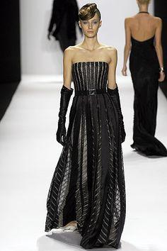 Carmen Marc Valvo - Fall 2007 Ready-to-Wear - Look 21 of 42
