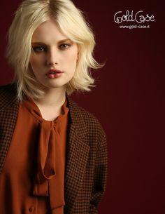Gold Case FW 2015-2016 collection Fashion for women