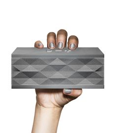 This works great! JamBox by Jambone. The best Bluetooth speaker for your iPhone or iPad. Christmas Gifts For Women, Christmas Fun, Christmas Shopping, Ipad, Hifi Video, Audio, Thing 1, Tech Toys, Internet Of Things