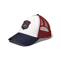 f9002045c178d Eddie Bauer Mens Graphic Hat - Americana Shield