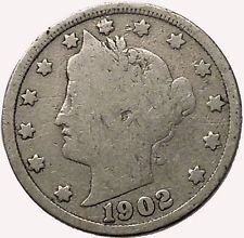 1902 LIBERTY HEAD NICKEL 5 Cent United States of America USA Antique Coin i43544 #ancientcoins https://ancientcoinsaustralia.wordpress.com/2015/11/02/1902-liberty-head-nickel-5-cent-united-states-of-america-usa-antique-coin-i43544-ancientcoins/