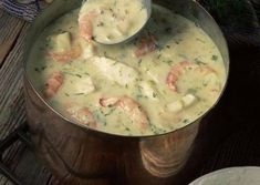 eregtgrtgrt Seafood Appetizers, Seafood Recipes, Soup Recipes, Cooking Recipes, Family Recipes, Seafood Soup, Chowder Recipes, Seafood Dishes, Crab Soup