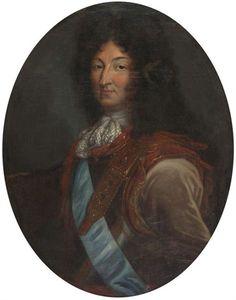 Portrait du roi Louis XIV by Pierre Mignard the Elder