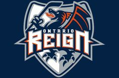 When you think of Ontario and hockey, the first thing that leaps to mind is probably not southern California's Inland Empire. But that's where you'll find the minor league Ontario Reign, an affiliate of the nearby LA Kings. The Reign […] Hockey Logos, Soccer Logo, Sports Team Logos, Sports Art, Bakersfield Condors, Ontario Reign, Bold Logo, Logo Concept, Buick Logo