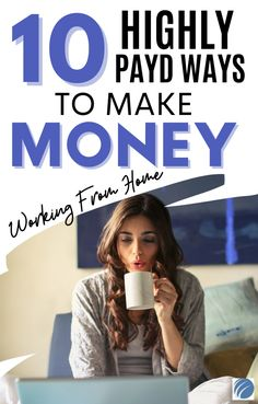 If you want to increase your income, this list of jobs that pay $1,000 a week is for you. These are either gig jobs or full-time jobs that have a high hourly pay to let you make $1,000 a week or more. Make Money Blogging, Money Tips, Make Money From Home, Way To Make Money, Make Money Online, Saving Money, Earn Extra Income, Extra Money, Online Jobs For Moms