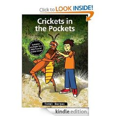 Children's book: Crickets in the Pockets (How to Parent Library Collection)