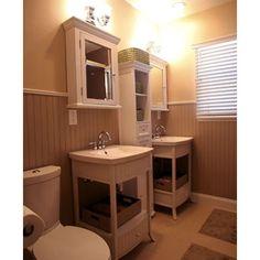 Pedestal Sink Design Ideas, Pictures,