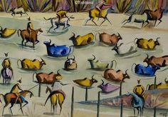 Vaqueiros (1992) Carybé