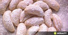 Puha hókifli Senga konyhájából recept képpel. Hozzávalók és az elkészítés részletes leírása. A puha hókifli senga konyhájából elkészítési ideje: 70 perc Ale, Cookies, Food, Crack Crackers, Eten, Ales, Cookie Recipes, Meals, Biscotti