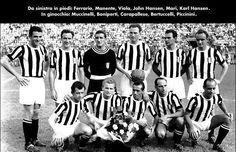 La squadra della Juventus - 1951