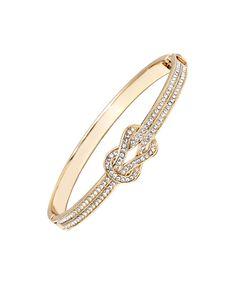 Infinity Knot Bangle
