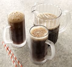 Try making homemade root beer for a delicious summer beverage! #rootbeer #summer #familytime #recipe