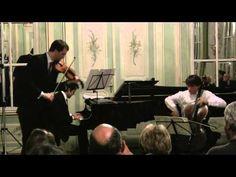 Philipp u.Benedict Klöckner, José Gallardo Tango - YouTube