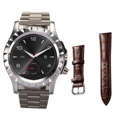 NO.1 S2 IP67 Bluetooth Smart Watch (Silver)