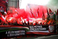 Marsz Niepodległości w Warszawie. Zobacz zdjęcia - Wiadomości