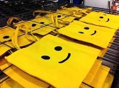 Lego Bag   Canvas Tote
