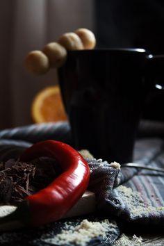 Behyflora... la vie en rose: Hot chili marzipan chocolate