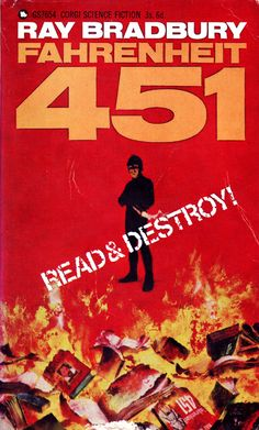 a comparison of brave new world and fahrenheit 451 by ray bradbury and aldous huxley Fahrenheit 451 is a dystopian novel by american writer ray bradbury, published in 1953 it is regarded as one of his best works the novel presents a future american society where books are.