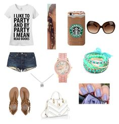 """""""Day At The Mall"""" by agg-72104 ❤ liked on Polyvore"""