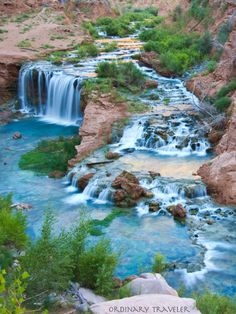 Havasu Falls, Arizona Travel Tips - One of the prettiest places in the world!