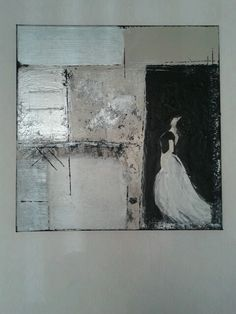Abstract vrouw