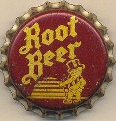Vintage Metal Signs, Vintage Tins, Bottle Top, Bottle Labels, Root Beer Bottle, Soda Bottles, Coca Cola, Crates, Cork