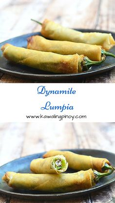 how to make lumpia wrapper stick