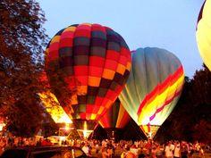 Balloon Glow @ Coney Island