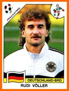 Rudi Völler - Germany