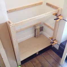 Alcove Cupboard Basic Frame