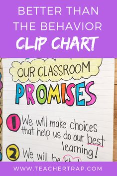 Love this collection of classroom management tools beyond the clip chart! Ideas for building classroom community, holding students accountable for their behavior, and managing student behavior in ways that promote problem-solving and real responsibility. Classroom Behavior Chart, Classroom Discipline, Behavior Incentives, Behavior Clip Charts, Student Behavior, Classroom Rules, Behavior Plans, Classroom Decor, Classroom Organization