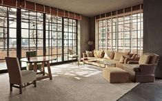 The Greenwich Hotel Penthouse by Belgian designer Axel Vervoordt and Japanese architect Tatsuro Miki • Design Father