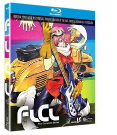 Flcl The Complete Series Blu-Ray