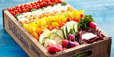 Image result for veggie tray delish