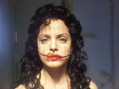 "Mena Suvari as Elizabeth Short in ""American Horror Story"""