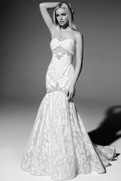 Victor Harper - Couture  Designer Bridal Gown - Style VHC232