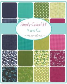 Simply Colorful II arriving now in our Campbell River and Duncan stores - a perfect complement to Simply Colorful I