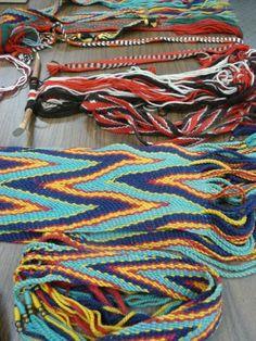 Finger Weaving | Weavolution                                                                                                                                                                                 More