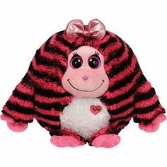 22f9ad3ed35 Zoey Large 24 Cm Monstaz Monster Cloth Animal Plush With Sound Original Ty  37515